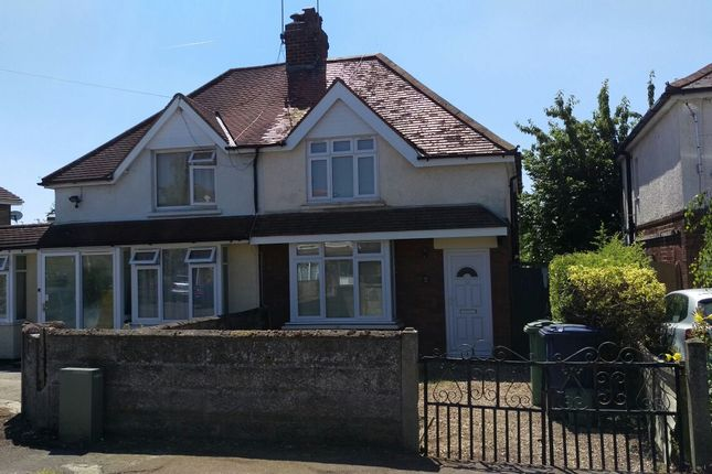 Thumbnail Semi-detached house to rent in Eastern Avenue, Oxford