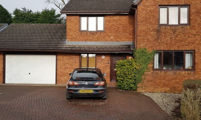 Thumbnail Property for sale in Church Meadow, Gelligaer, Hengoed