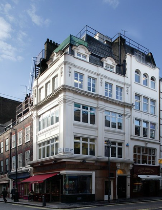 Office to let in Lower John Street, London