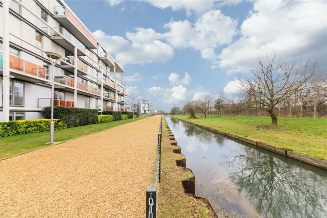 Thumbnail Flat for sale in Hudson Apartments, New River Village, Hornsey