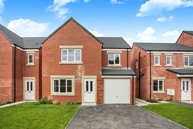 4 bedroom detached house for sale in Raisbeck Close, Carlisle, Cumbria