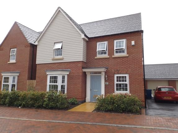 Thumbnail Detached house for sale in Meadow Crescent, Cotgrave, Nottingham