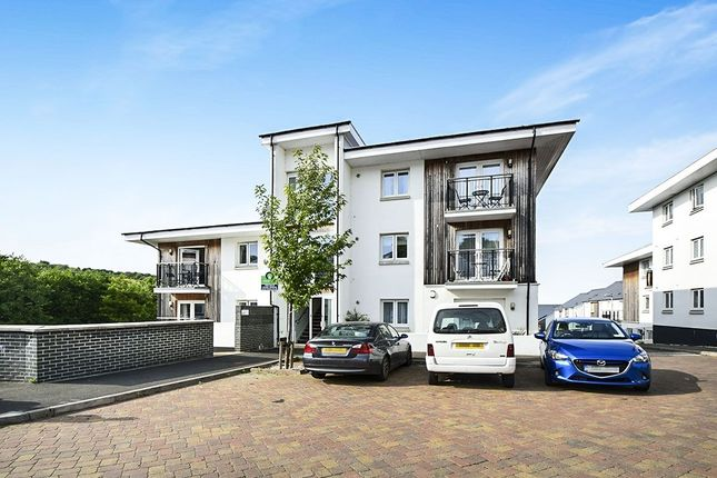 Thumbnail Flat for sale in Tamworth Close, Ogwell, Newton Abbot