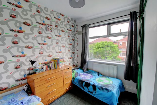 Bedroom of Clovelly Road, Offerton, Stockport SK2