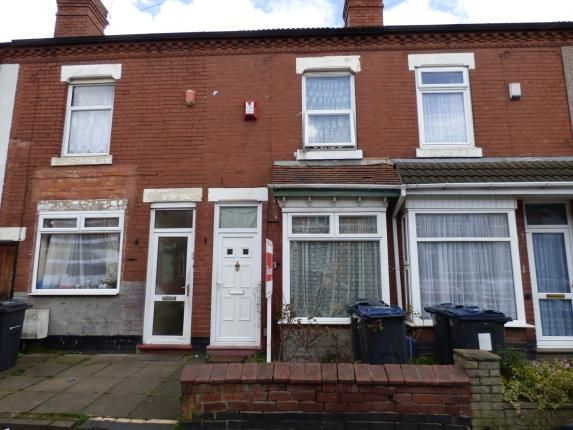 Front of Solihull Road, Sparkhill, Birmingham, West Midlands B11