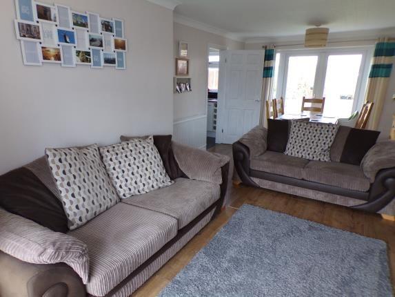 Lounge of Farnborough Road, Clifton, Nottingham, Nottinghamshire NG11