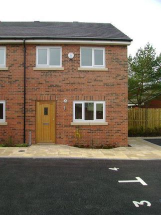 Thumbnail Town house to rent in Lily Rose Court, Bolton