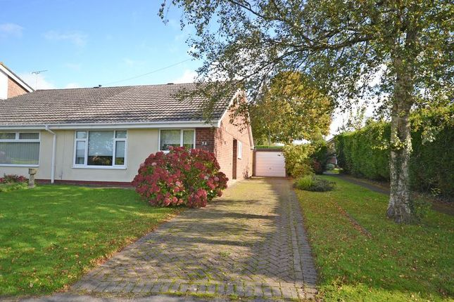 Thumbnail Semi-detached bungalow for sale in Refurbished Bungalow, Ruskin Avenue, Newport