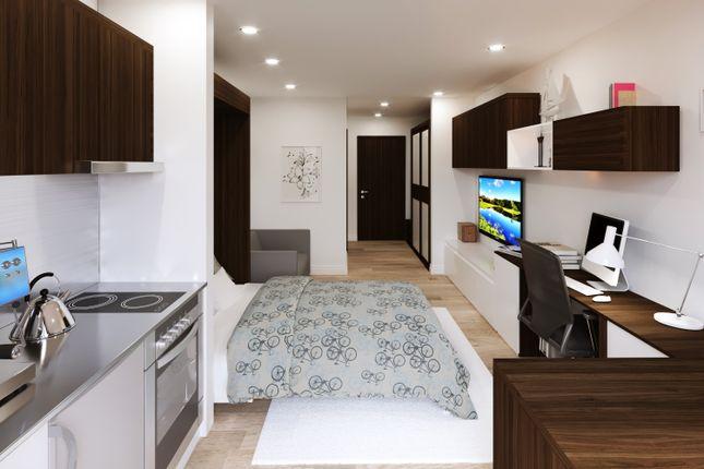 1 bed flat for sale in Devon Street, Liverpool