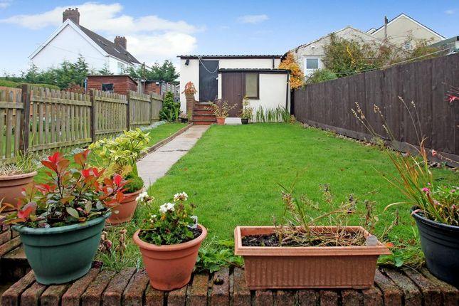 Thumbnail Terraced house for sale in Queens Villas, Ebbw Vale, Blaenau Gwent