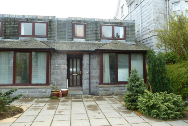 Thumbnail Terraced house to rent in Rubislaw Den South, Aberdeen AB15,