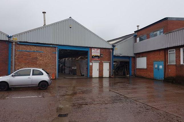 Thumbnail Industrial to let in Bilston Road, Wolverhampton
