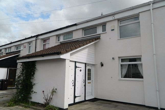 Thumbnail Terraced house for sale in Round Hey, Liverpool