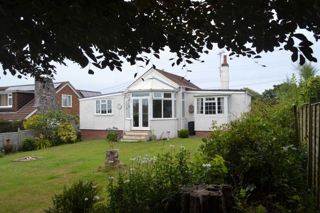 Thumbnail Detached bungalow for sale in Church Path, Lympstone