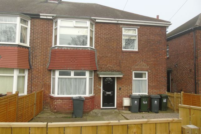Thumbnail Flat to rent in Wallsend Road, North Shields