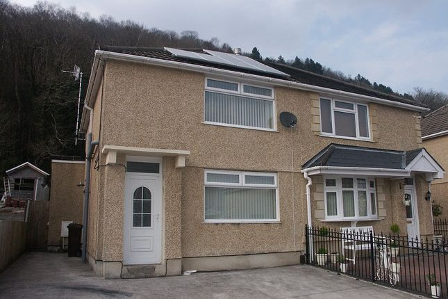 Thumbnail Property to rent in 28 Underwood Road, Cadoxton, Neath, West Glam.