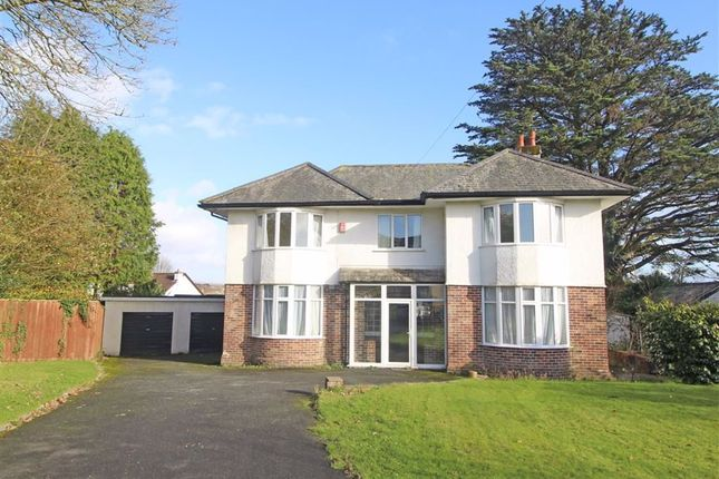 Thumbnail 5 bed detached house for sale in Tavistock Road, Derriford, Plymouth