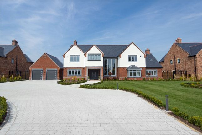 Thumbnail Detached house for sale in Church Bank, Binton Road, Welford-On-Avon, Warwickshire