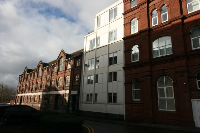 Thumbnail Flat for sale in Marsh Street, Walsall
