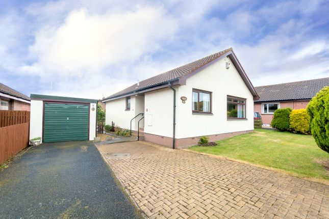 Thumbnail Detached bungalow for sale in Lawfield, Eyemouth