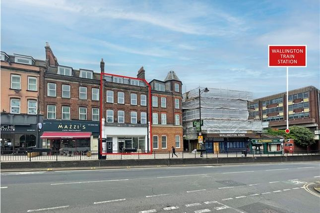Thumbnail Commercial property for sale in 22 Woodcote Road, Wallington, Surrey