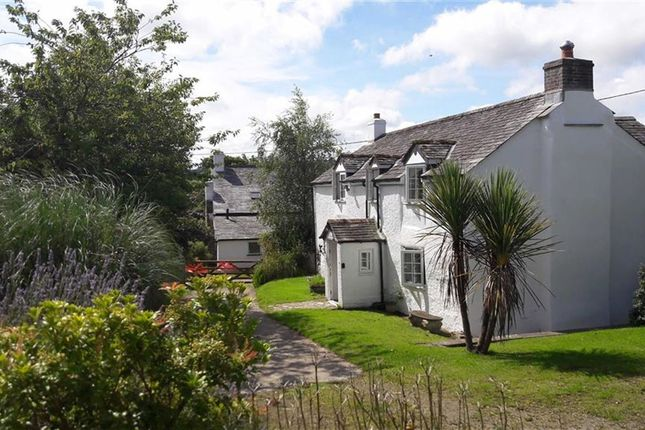 Thumbnail Detached house for sale in Jacobstow, Bude