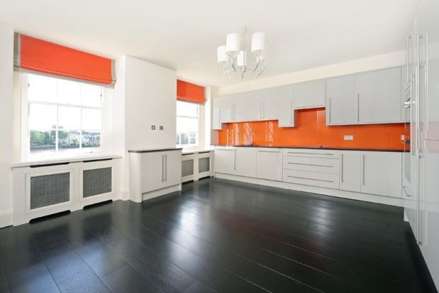 Thumbnail Flat to rent in Rivermead Court, Ranelagh Gardens, London