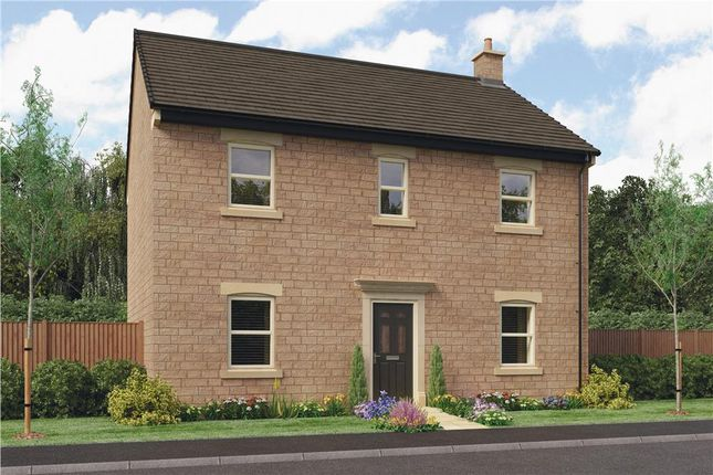 "Thumbnail Detached house for sale in ""Buchan"" at Grove Road, Boston Spa, Wetherby"