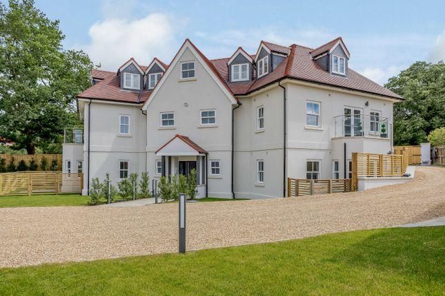 Thumbnail Flat for sale in Bell Lane, Hatfield, Hertfordshire