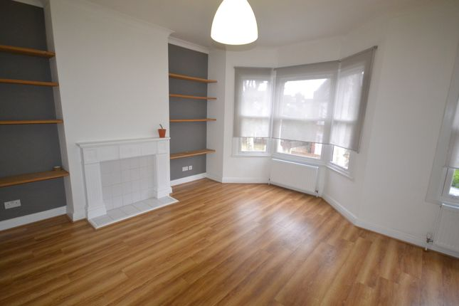 Thumbnail Flat to rent in Hartland Road, London