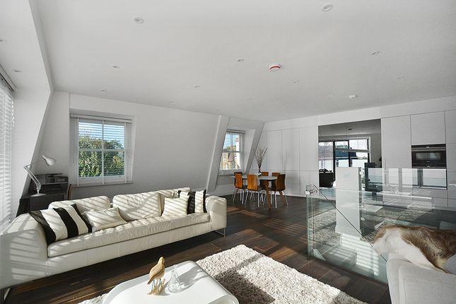 Thumbnail Flat for sale in Waldemar Avenue, London