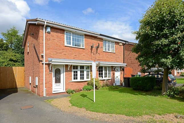 2 bed semi-detached house to rent in Oleander Close, The Rock, Telford