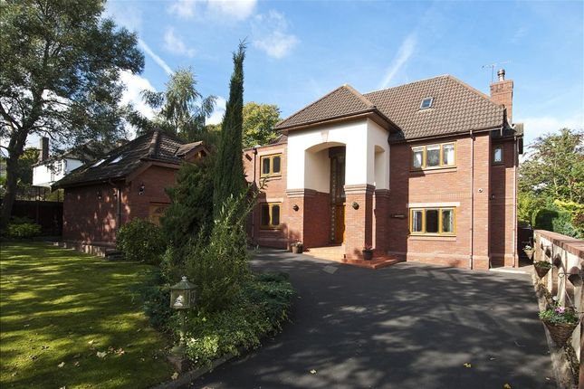 Detached house for sale in Oakfield Avenue, Woolton, Liverpool