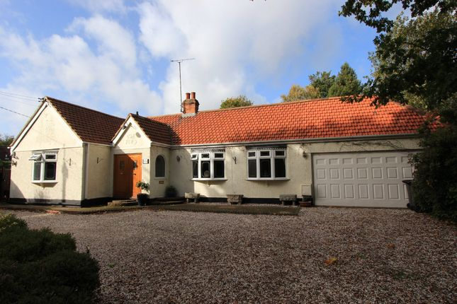 Thumbnail Detached bungalow for sale in Rayleigh Downs Road, Rayleigh, Essex