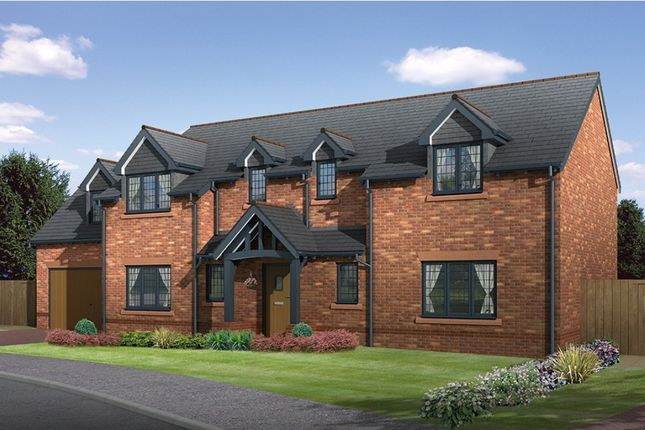 "Thumbnail Detached house for sale in ""The Grasmere"" at Moor Lane, Wilmslow"