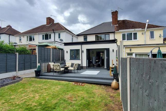 Thumbnail Semi-detached house for sale in Park Road West, Stourbridge