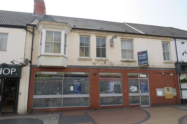 Thumbnail Retail premises to let in High Street, Scunthorpe, North Lincolnshire