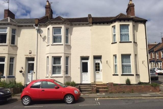 Thumbnail Terraced house to rent in Haldon View Terrace, Exeter