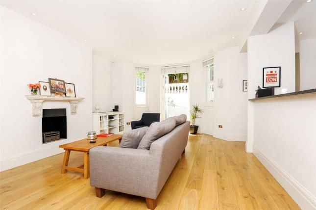Thumbnail Flat to rent in Russell Road, West Kensington