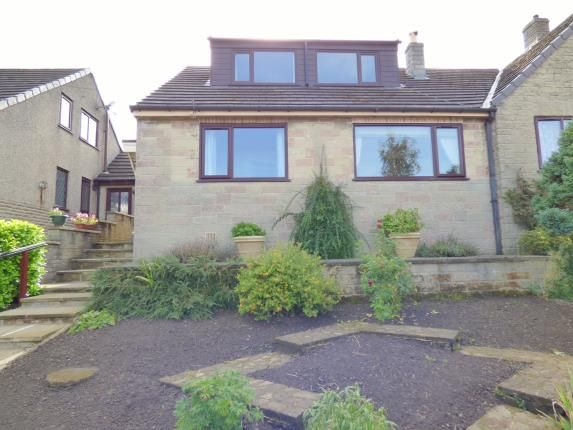 Thumbnail Bungalow for sale in Nunsfield Road, Buxton, Derbyshire