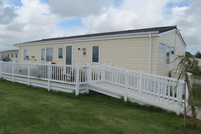 Thumbnail Mobile Park Home For Sale In Widemouth Fields Leisure Farm Bude