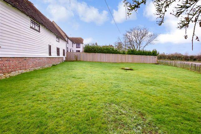 Rear Garden of Maidstone Road, Marden, Kent TN12