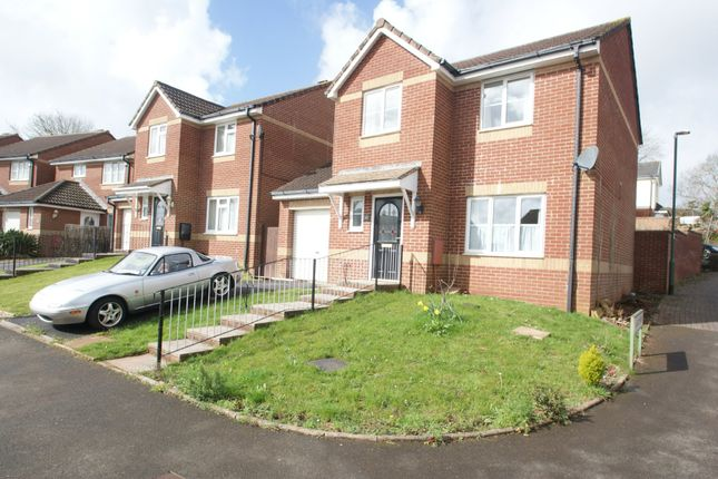 Thumbnail Detached house for sale in Lutyens Drive, Paignton