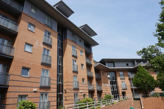 Thumbnail Block of flats to rent in Triumph House, Manor House Drive, Coventry