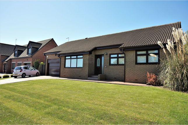 Thumbnail Detached bungalow for sale in Marwood Grove, Peterlee