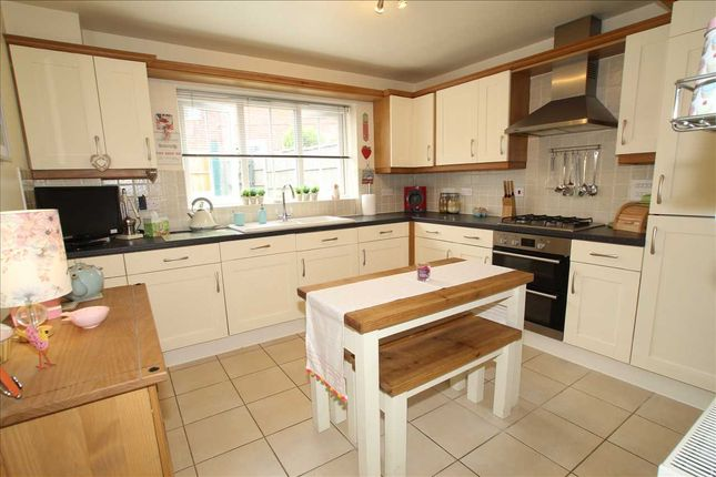Thumbnail Detached house for sale in Uttoxeter Road, Blythe Bridge, Stoke On Trent
