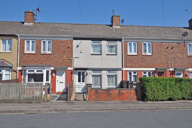 Thumbnail Terraced house for sale in Attractive Terrace, Oliver Road, Newport
