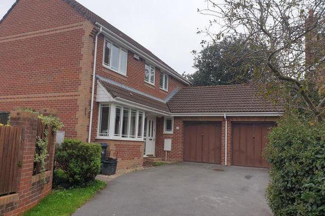 Thumbnail Detached house to rent in Quantock Way, Bridgwater