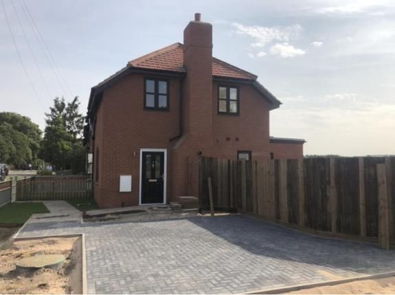 Thumbnail End terrace house for sale in London Road, Six Mile Bottom, Newmarket