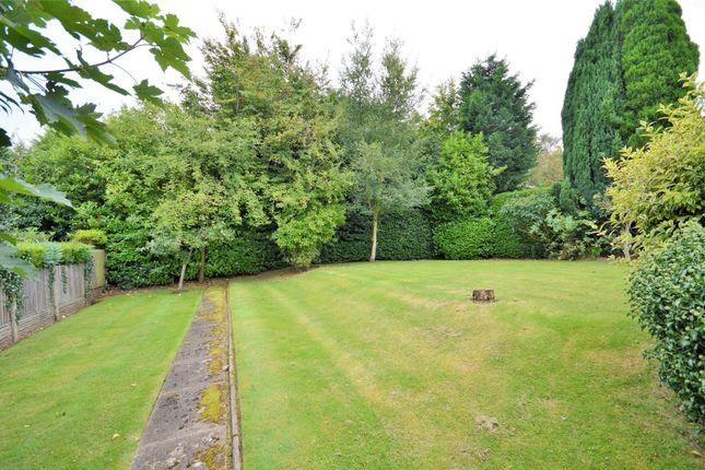 Garden of Highwood Road, Appleton, Warrington WA4